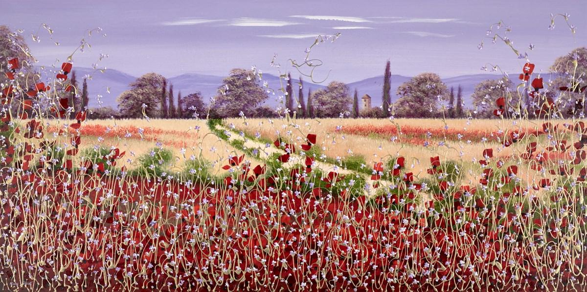 Poppy Fields IV